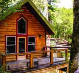 Cabin Rental Weekends